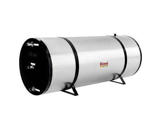 Boiler 500L / Baixa Pressão / Inox 444 / Rinnai - Desnível