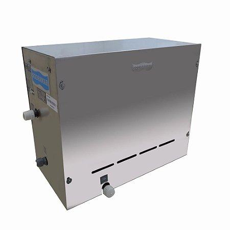 Gerador de Vapor 9 KW STEAM INOX Universal - SODRAMAR