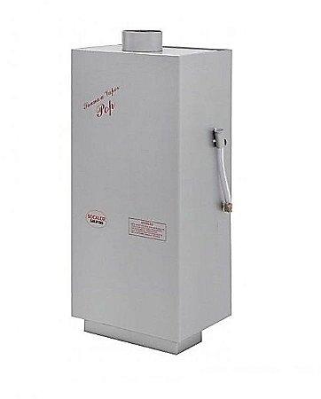 Sauna A Vapor   POP INOX - GÁS - 17m³ - SOCALOR