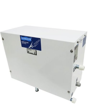 Sauna Indoor 9kw p/ até 10,0m³ - SODRAMAR - INOX