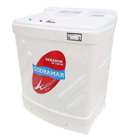 Gerador de Vapor COMP LINE INOX 9,0 kW 220V Trif - SODRAMAR