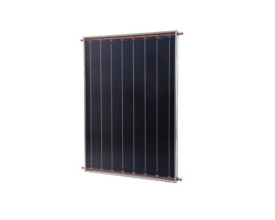 Coletor Solar Rinnai  1,4x1 - Vidro Temperado TITANIUM PLUS