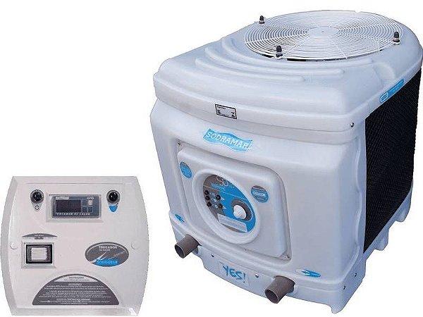 Trocador de calor Yes- SD 60 Luxo 380v tri - SODRAMAR