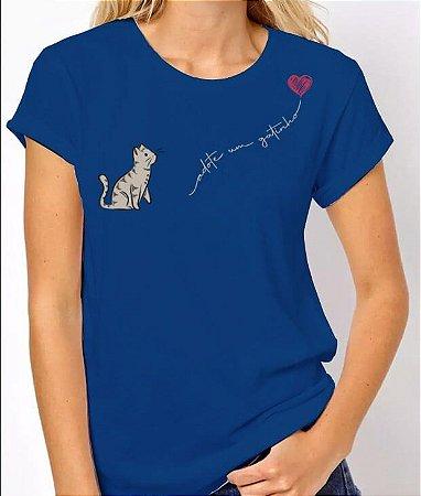 Blusa Feminina Azul