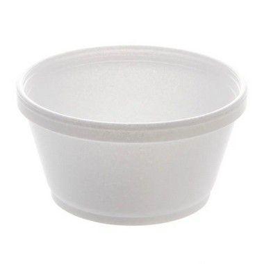 Totalplast Pote Isopor 240ml 20und