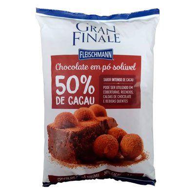 Chocolate 50% - Gran Finalle
