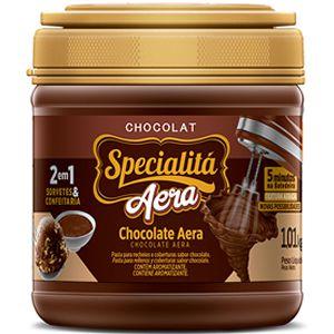 Recheio Aera Chocolate 1,010kg - Duas Rodas
