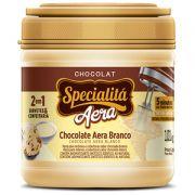 Recheio Aera Chocolate Branco 1,010kg - Duas Rodas