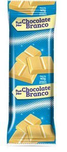 Saq. Chocolate Branco 250 Gr - Centenario