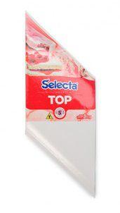Recheio Chocolate 1 Kg Selecta Top - Duas Rodas
