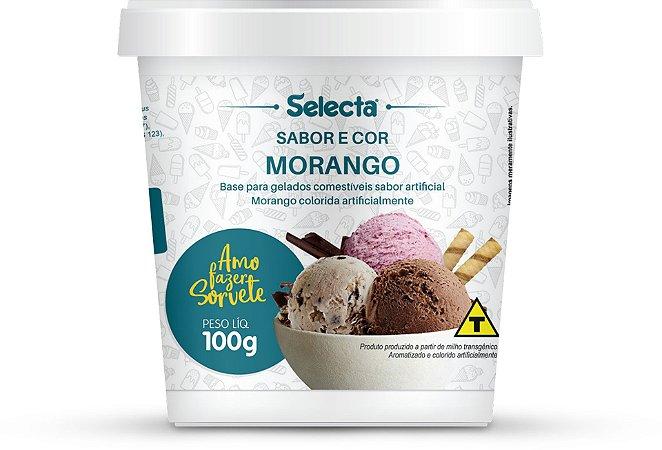 Morango Selecta  Caseiro 100 Gr - Duas Rodas