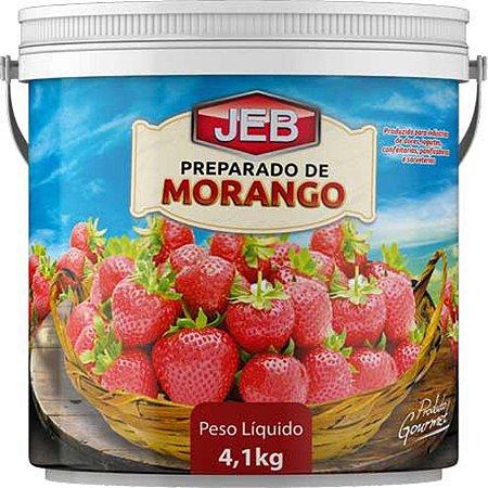 Preparado Morango 4,1kg - Jeb