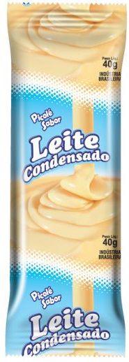 Saq. Leite Condensado 250 Gr - Centenario