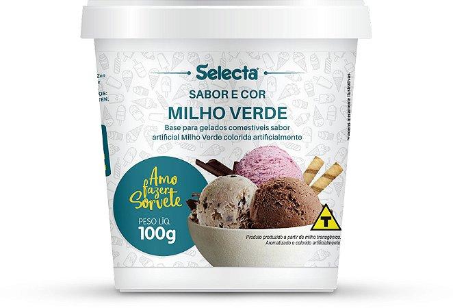 Milho Verde Selecta Caseiro 100 Gr - Duas Rodas