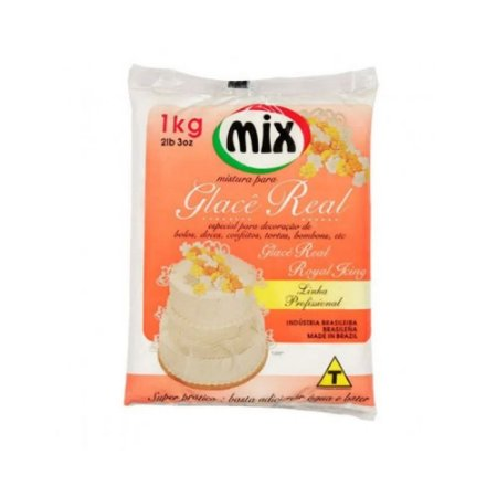 Glace Real 1kg - Mix