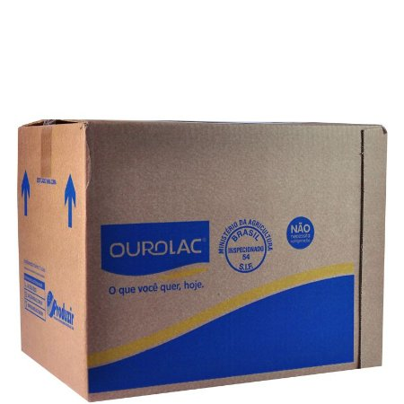 Bebida Lactea Chocolate Uht Cx 20 Lts - Ourolac