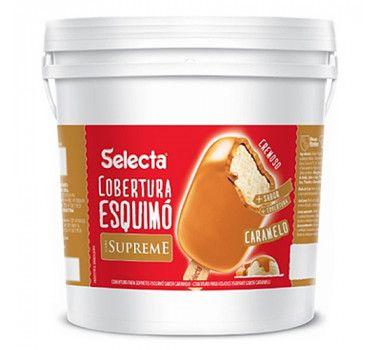 Esquimo Caramelo Supreme 4kg - Duas Rodas