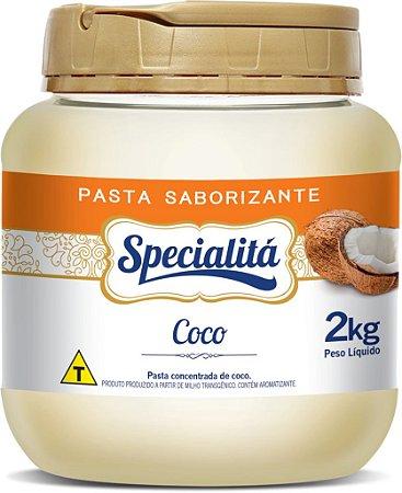 Coco Pasta Sab. 2kg - Duas Rodas
