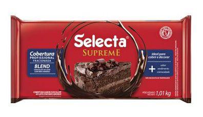 Barra Choc. Blend Supreme 1,010kg - Duas Rodas