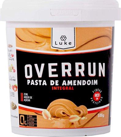 Overrun Cremosa 500gr - Luke Alimentos