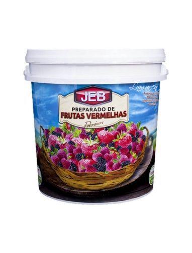 Preparado Frutas Vermelhas 4,1 Kg - Jeb