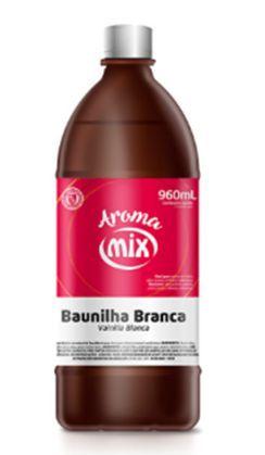 Aroma De Baunilha 960ml - Mix