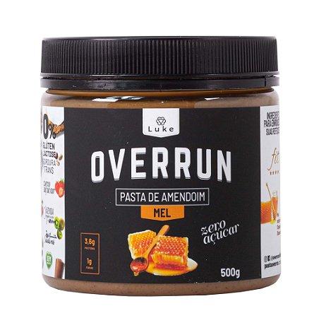 Overrun Mel 500gr - Luke Alimentos