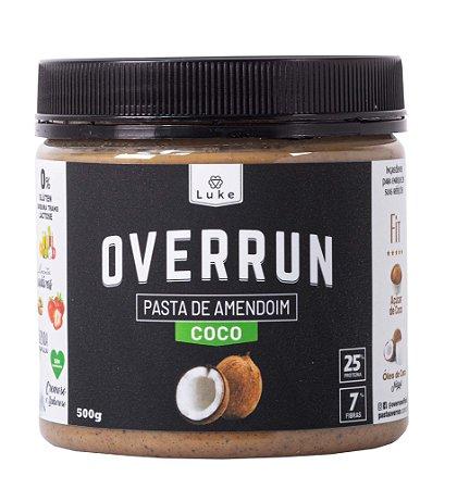 Overrun Coco 500gr - Luke Alimentos