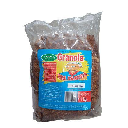 Tapioca C/coco 1kg - Tia Isaura