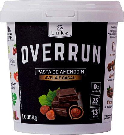 Overrun Avela E Cacau Zero 1,005kg - Luke Alimento