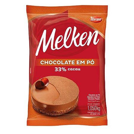 Chocolate Em Po 33% Melken 1,050kg - Harald