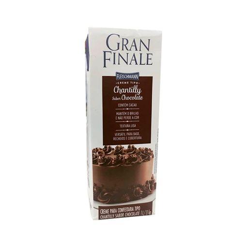 Chantilly Gran Finale Chocolate 1l