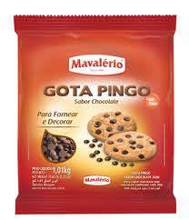 Gota Pingo Sab. Chocolate 1kg - Mavalerio