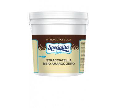 Stracciatella Meio Amargo Zero 3,5kg - Duas Rodas