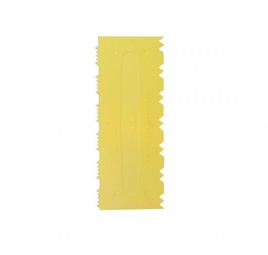 Espatula Decorativa 17 Amarela - Bluestar