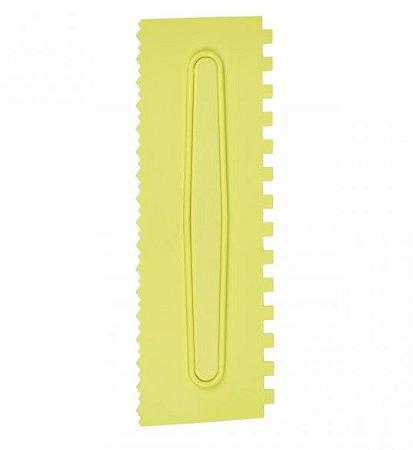 Espatula Decorativa 1 Amarela - Bluestar