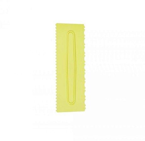 Espatula Decorativa 2 Amarela - Bluestar