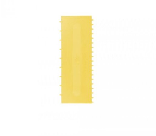 Espatula Decorativa 15 Amarela - Bluestar