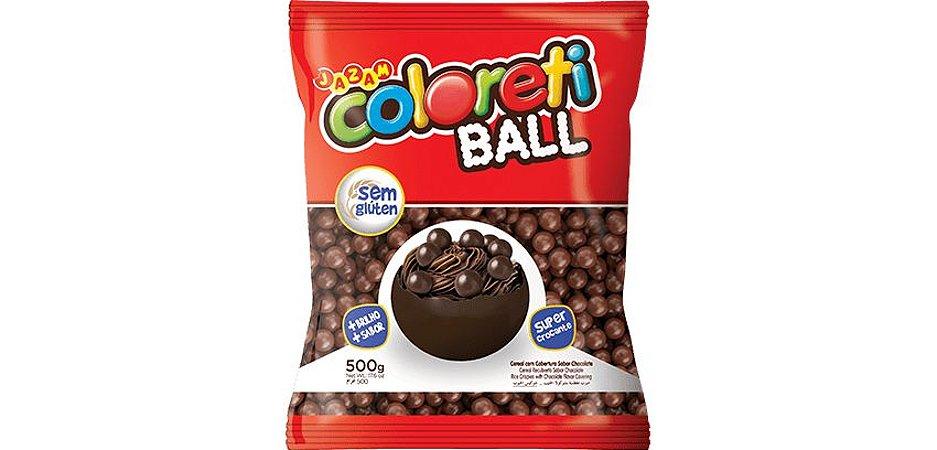 Cereal Coloreti Grande Ball 500gr - Jazam