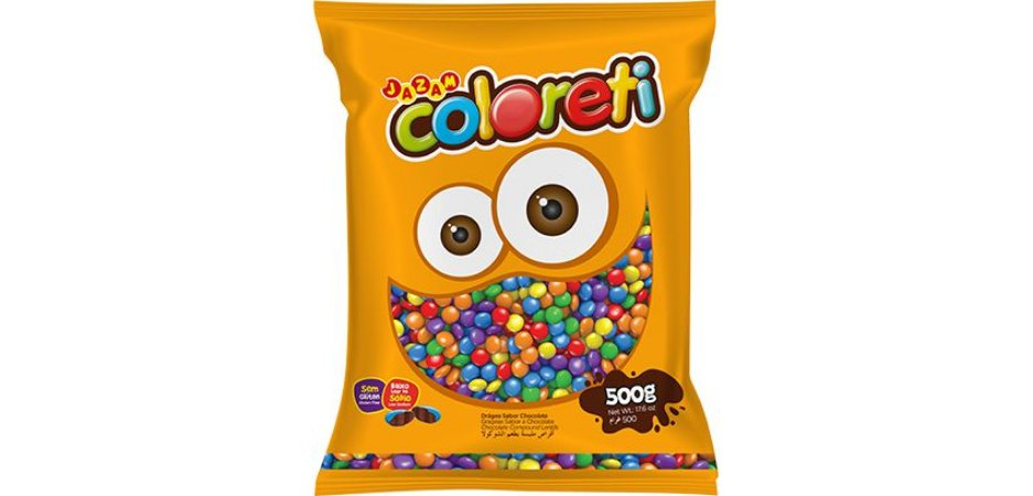 500gr Grande Coloreti - Jazam