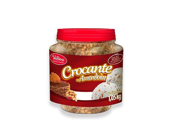 Crocante De Amendoim 1,05kg - Vabene
