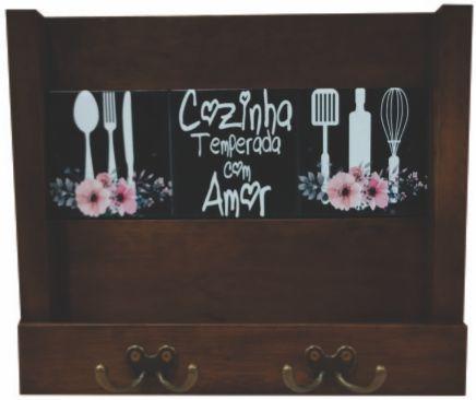 2100-007 Porta Cartas / Chaves - Cozinha