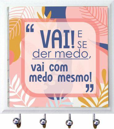 1470-058 Porta chaves Azulejo - Vai
