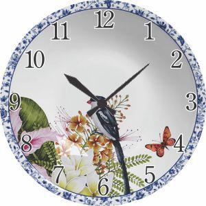 1700-045 Relógio Redondo - Passarinho