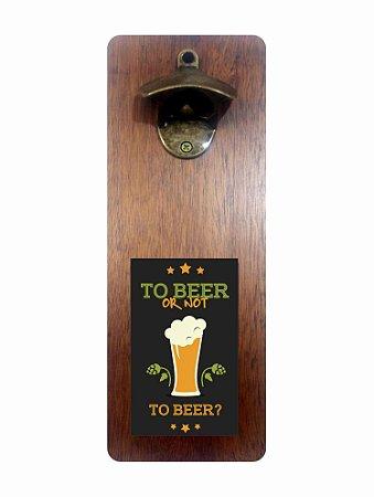 Abridor de Garrafas Simples - To Beer