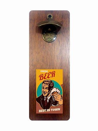 Abridor de Garrafas Simples - Beer