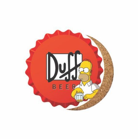 1880-C015 Suporte de copo Compensado - Duff Simpson