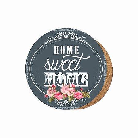 1880-C038 Suporte de copo Compensado - Home Sweet Home