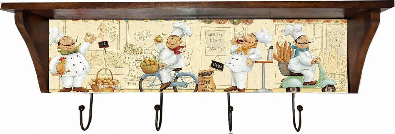 3014N-003 Prateleira de azulejo - Cozinheiro