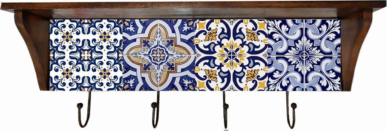 3014N-006 Prateleira de azulejo - Portugal